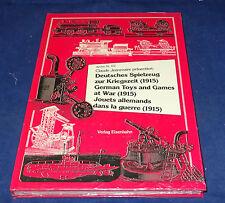 Claude Jeanmaire -  Deutsches Spielzeug zur Kriegszeit 1915