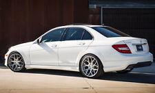 """19"""" Avant Garde M590 Wheels For Mercedes C250 C300 C350 Concave Rims Set of four"""