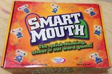 SMART MOUTH THE QUICK THINKING. SHOUT IT OUT WORD GAME!