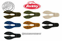 Berkley Powerbait MaxScent Meaty Chunk 3in 6pk Jig Trailer Bait - Pick
