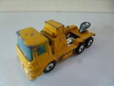 Erf 66GX Truck - Yellow - Corgi - Husky models - GT Britain