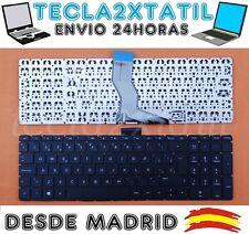 TECLADO PARA PORTATIL HP ENVY 15-AE106LA EN ESPAÑOL SIN MARCO VER FOTO