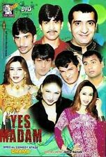 YES MADAM - PAKISTANI SUPER HIT COMEDY STAGE PLAY DVD