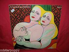 MINA Ti conosco mascherina Double LP ITALY 1990 EX+ G/f Lam Cover + Inners