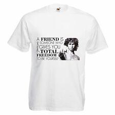 T-shirt JIM MORRISON maglietta unisex funny divertente idea regalo friend S-XL