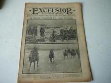 journal Excelsior 11 03 1915 le roi de Baviere vassal du Kaiser guerre 14-18