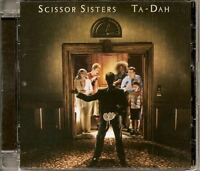 SCISSOR SISTERS Ta-Dah CD ALBUM free ww shipping