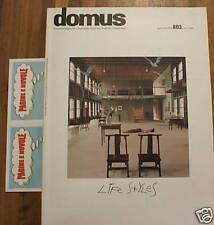 DOMUS rivista di architettura 803