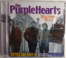 The PURPLE HEARTS - CD - Benzedrine Beat - BRAND NEW