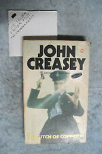 A Clutch Of Coppers - John Creasey OzSellerFasterPost!