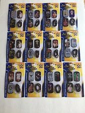 wwe id tags set of 12 - only $39.99 and always free shipping!