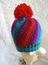 Carousel Swirl -  Ladies Hat - Easy Knitting Pattern