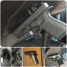 Vehicle Holster Magnet Concealed Gun/Pistol Magnetic Holder Car/Under Desk Mount