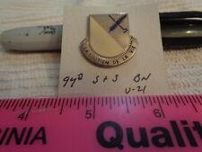94th S & S Battalion V-21 Unit Crest, DI, DUI (DRAW#T13)