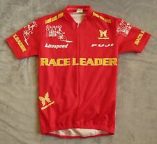 1998 Colorado Cyclist Race Weekend Leader Jersey | ShaverSport | USA Made | Red