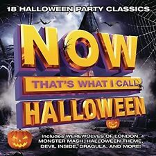 Now Halloween - That's What I Call Music 18 Track CD