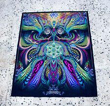 Lycra Backdrop PSY Decorazione MISSONI 0,87m x 0,7m Hippie Goa panno tipo d'arte n. 1