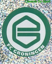259 BADGE SCUDETTO FC.GRONINGEN NETHERLANDS STICKER VOETBAL 2004 PANINI
