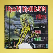 IRON MAIDEN Killers ST12141 SRC LP Vinyl VG+ near ++ Cover Fair