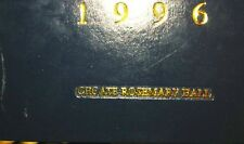 1996 CHOATE ROSEMARY HALL YEARBOOK~~ used~ Wallingford