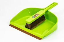 Garden Dustpan and Brush Large Outdoor Strong Cleaning Yard Sweeper Broom Shovel