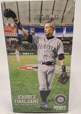 """Ichiro Suzuki Bobblehead Farewell """"Tip the Cap"""" Seattle Mariners SGA 9/14/19"""