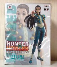 Hunter x Hunter DXF Figure 4 Yellmi Illumi Zoldyck BANPRESTO Official DX
