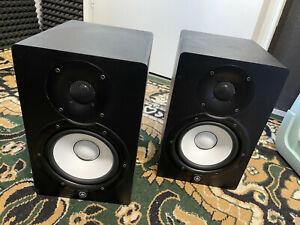 Yamaha HS7 Aktive 2-Wege Nahfeld Studio Monitore 95 Watt pro Monitor