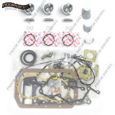Mitsubishi K3D Engine Rebuild Kit For Compact Tractor Excavator Digger Loader