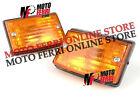 MF0063 - KIT FRECCIA ANTERIORE ARANCIO SINISTRA + DESTRA VESPA 50 125 PK S AUTOM