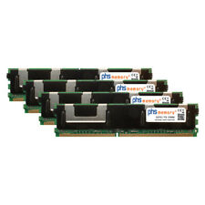 16gb (4x4gb) kit RAM ddr2 compatible con dell Precision t7400 FB DIMM 667mhz