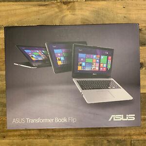 Asus Transformer Book Flip TP500L Intel Core i3 Memory 6GB See Descrip