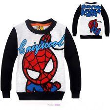 Felpa Spiderman hodie coat