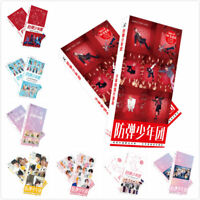 Kpop BTS V Love Yourself Lomo Photo Card Bangtan Boys HD Photocard Poster 180PCS
