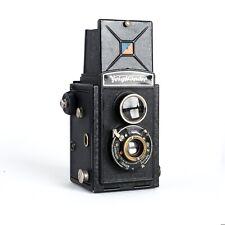 ^Voigtlander Brilliant Metal Tlr 120 Medium Format Film Camera [2Nd Version]