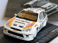 FORD FOCUS RS WRC #46 ROSSI CASSINA MONZA RALLY SHOW 2006 IXO ALTAYA 1/43 IMATRA