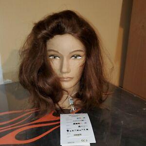 Brand NEW in box Pivot Point Erika Mannequin Head 100% Human Hair