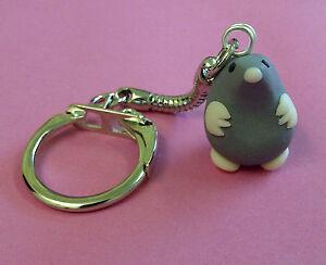 Mole Keyring, Cute, NEW, handmade, Novelty gift, Stocking Filler, Christmas