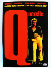 DVD « QUERELLE » FASSBINDER / BRAD DAVIS / LAURENT MALET / JEANNE MOREAU