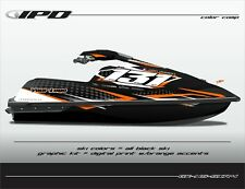 IPD Jet Ski Graphic Kit for Kawasaki 4-Stroke SXR (NS Design)