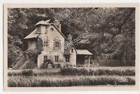 Versailles Hameau de Trianon Le Moulin France Vintage RP Postcard 700b