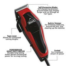 Hair Clippers Men Professional Wahl Cutting Barber Salon Kit Machine Trimmer New