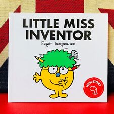 Little Miss Inventor by Adam Hargreaves (Paperback 2018) New Book