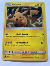 Pikachu SM227 Holo Promo Pokemon Card