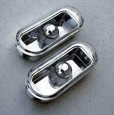Para VW Passat golf 3 4 bora polo t5 Sharan Lupo intermitentes intermitente lateral claramente cromo