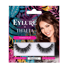 BRAND NEW EYLURE FALSE EYELASHES  X THALIA  POWER PLAY