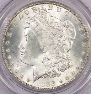 1898-O 1898 Morgan Silver Dollar PCGS MS65 CAC OGH Old Green Holder