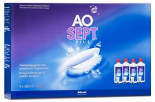Alcon AOSEPT Plus 4x360ml Kontaktlinsenpflege