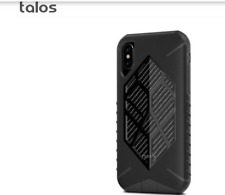 """Moshi Talos Extreme Drop Protection Case for iPhone X 5.8"""" - Black"""