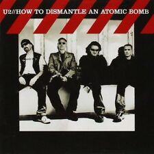 U2-How to Dismantle an Atomic Bomb CD